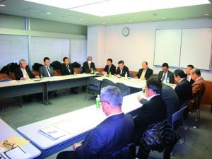 GC東京3月理事会