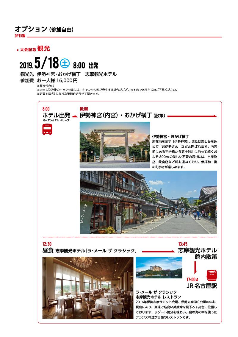 GCJ名古屋大会パンフレット表紙