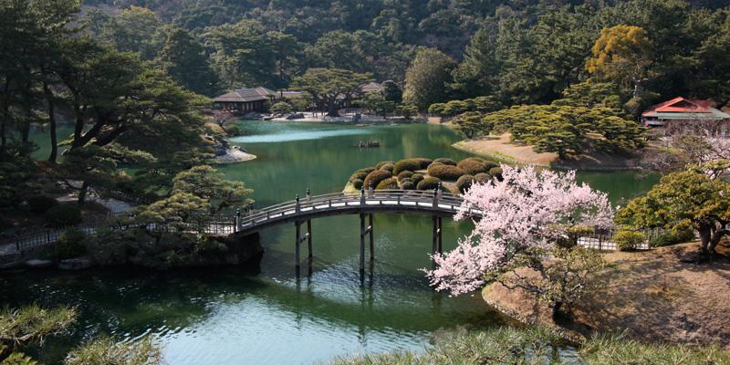 栗林公園|香川